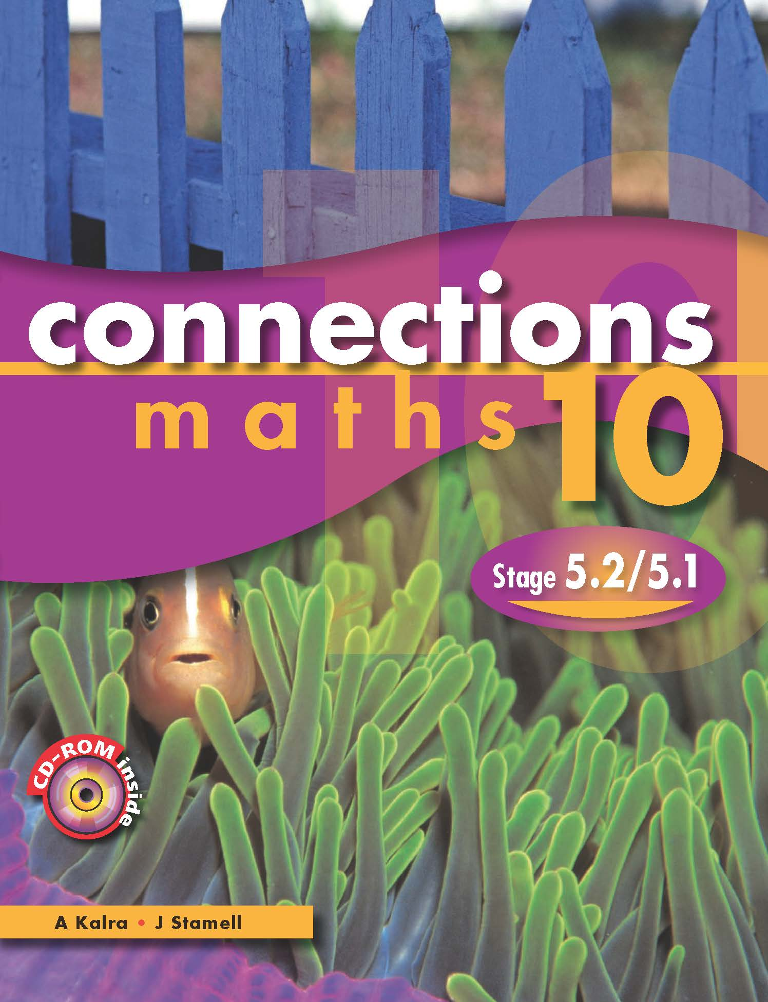 Pascal Press Connections Maths Year 10 Stage 5.2/5.1 Year 10