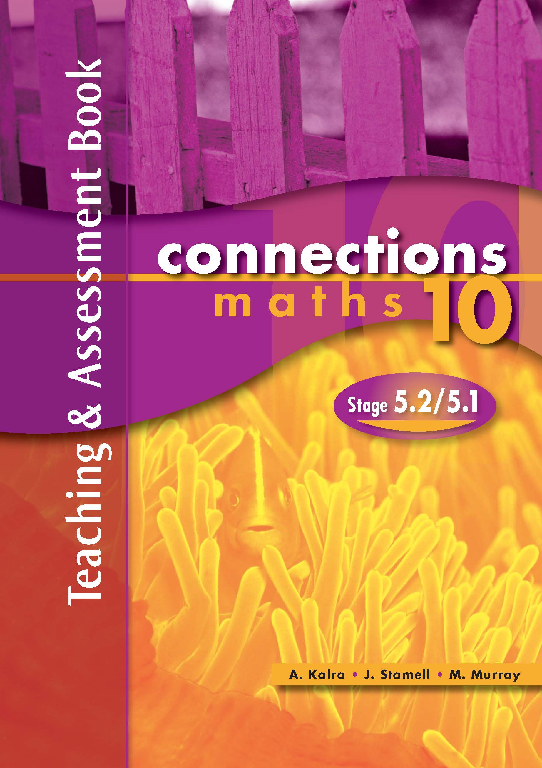 Pascal Press Connections Maths 10 Stage 5.2/5.1 Teaching & Assessment book Year 10