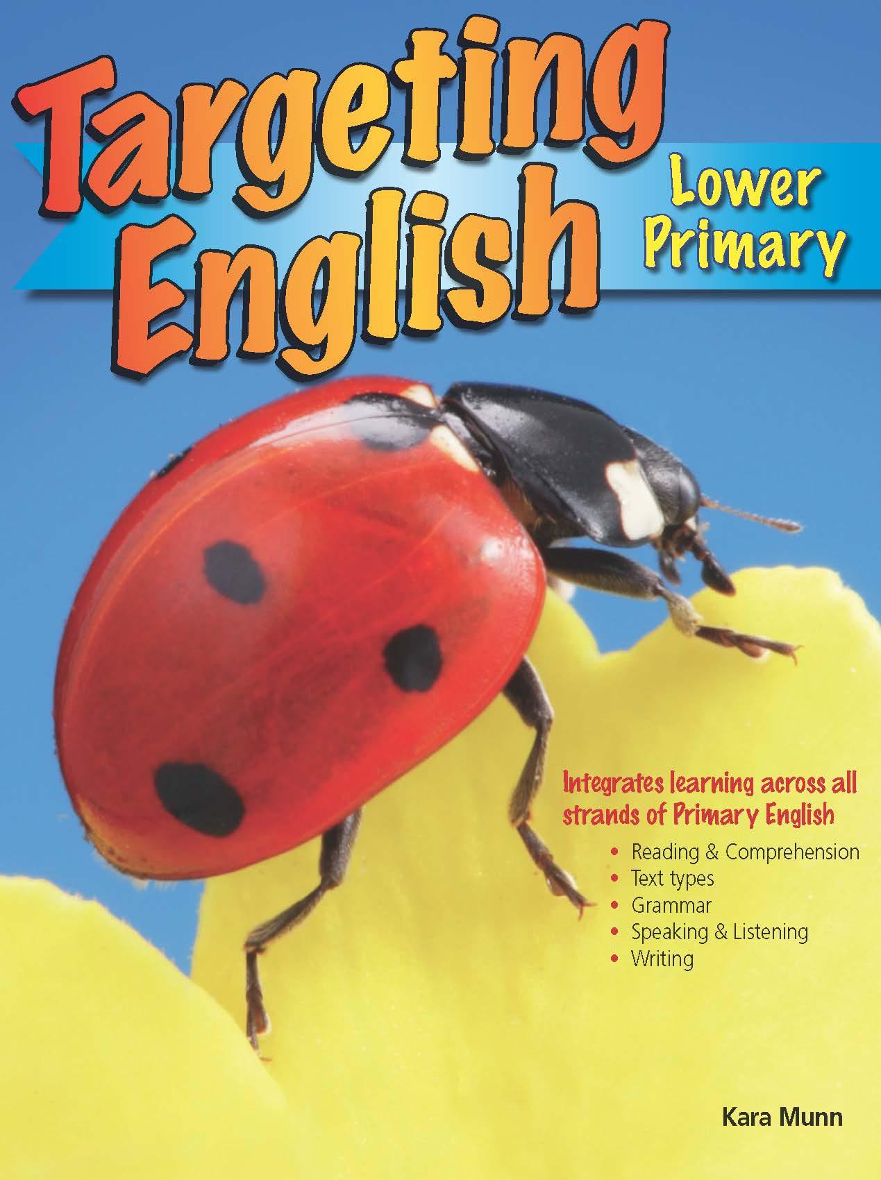 Targeting English Student Workbook Lower Primary