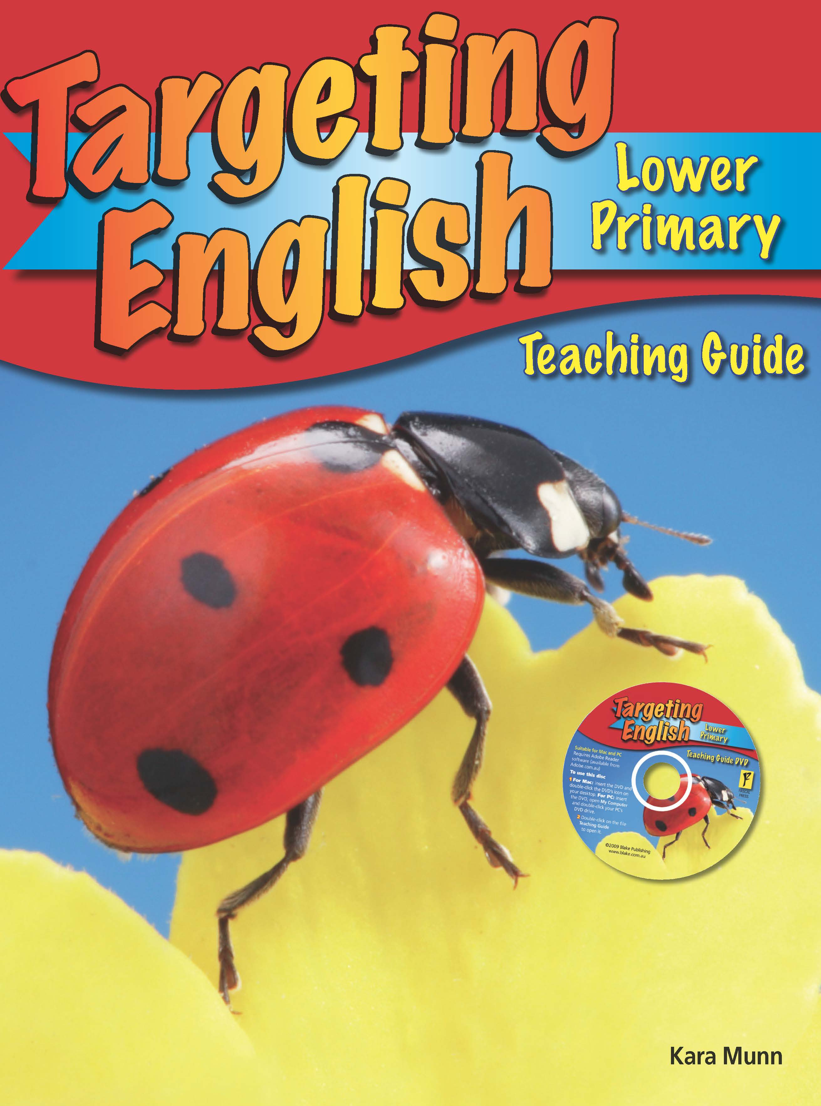 Targeting English Teaching Guide Lower Primary