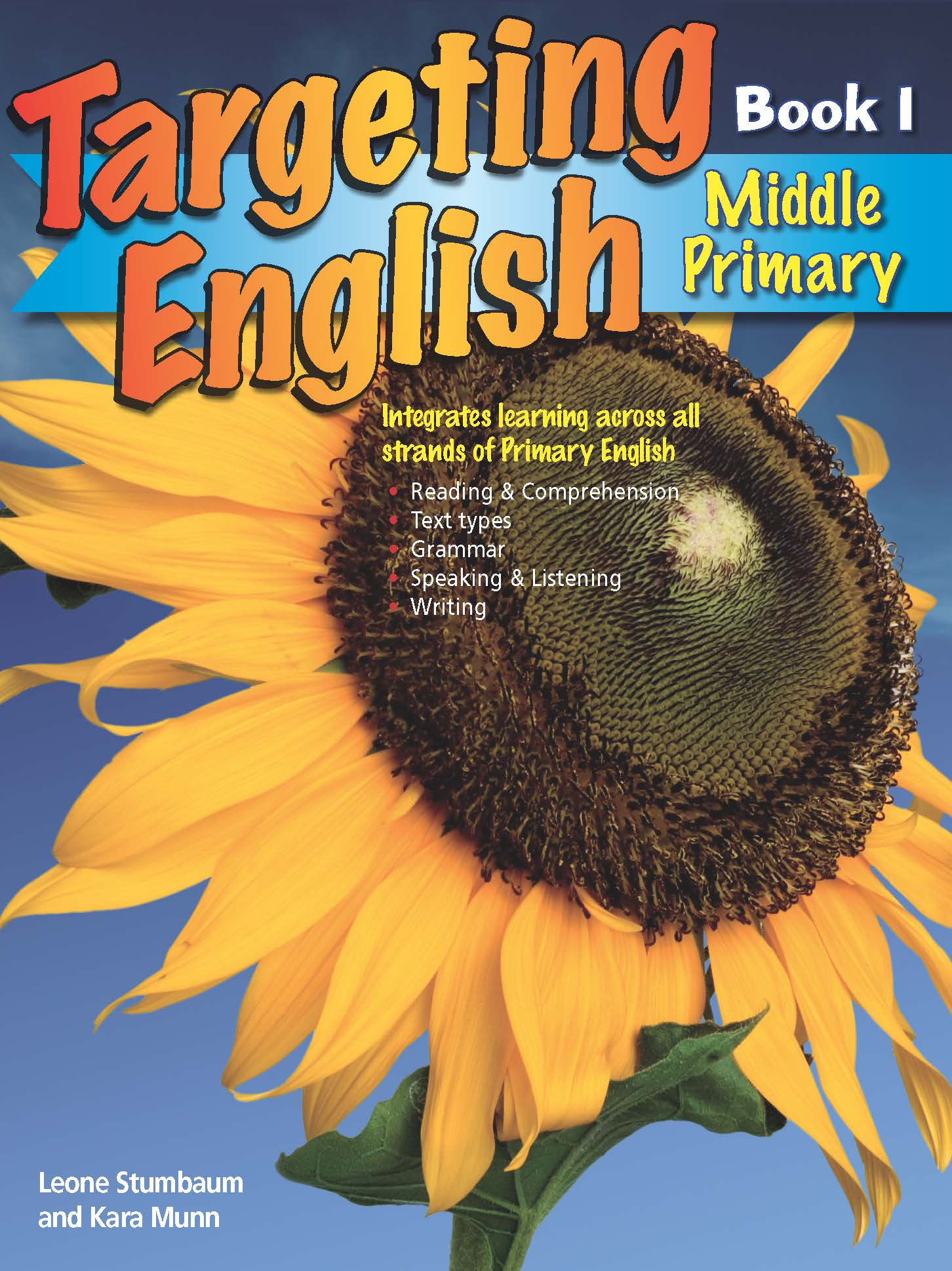 Targeting English Student Workbook Middle Primary Book 1