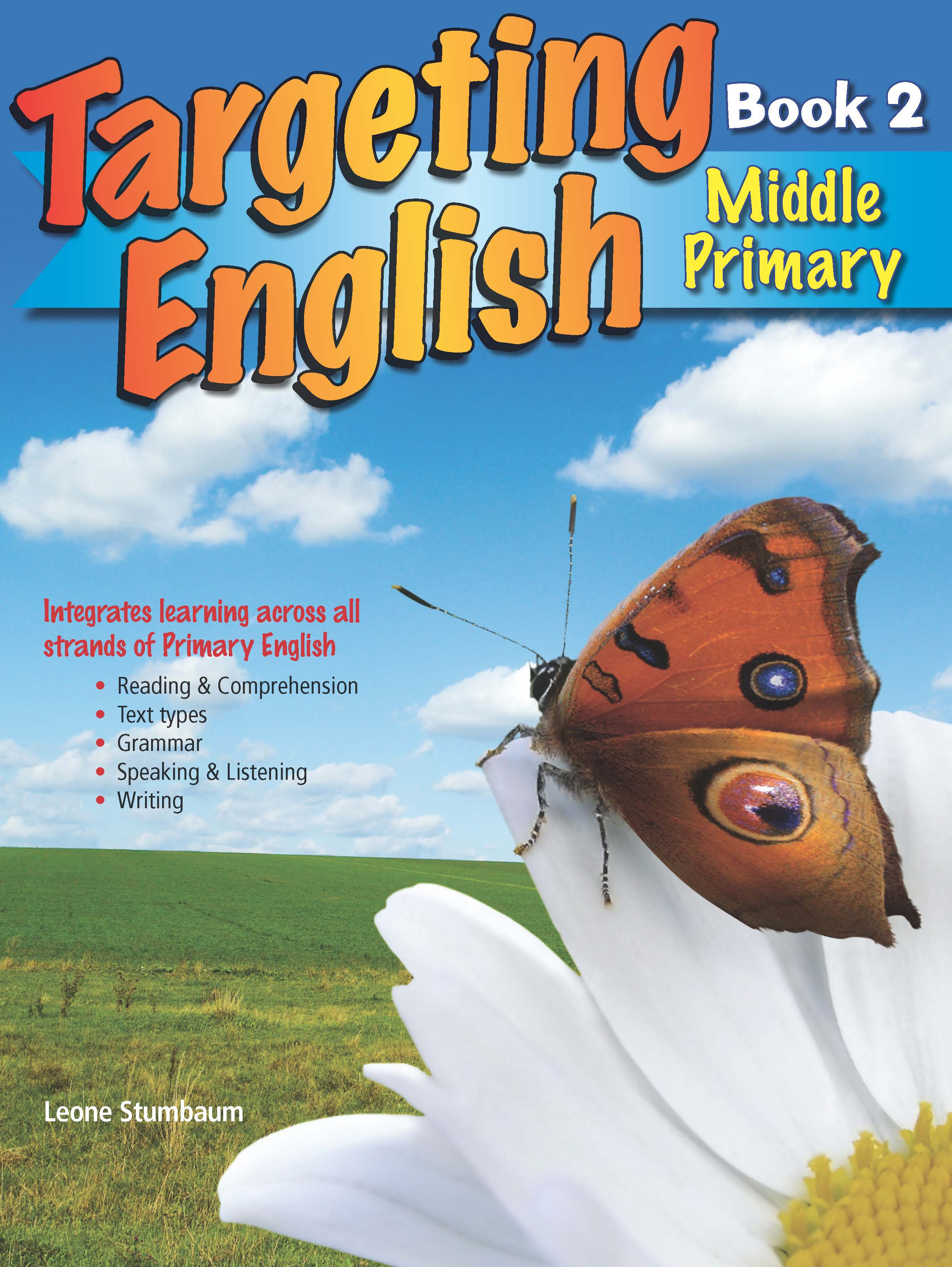 Targeting English Student Workbook Middle Primary Book 2