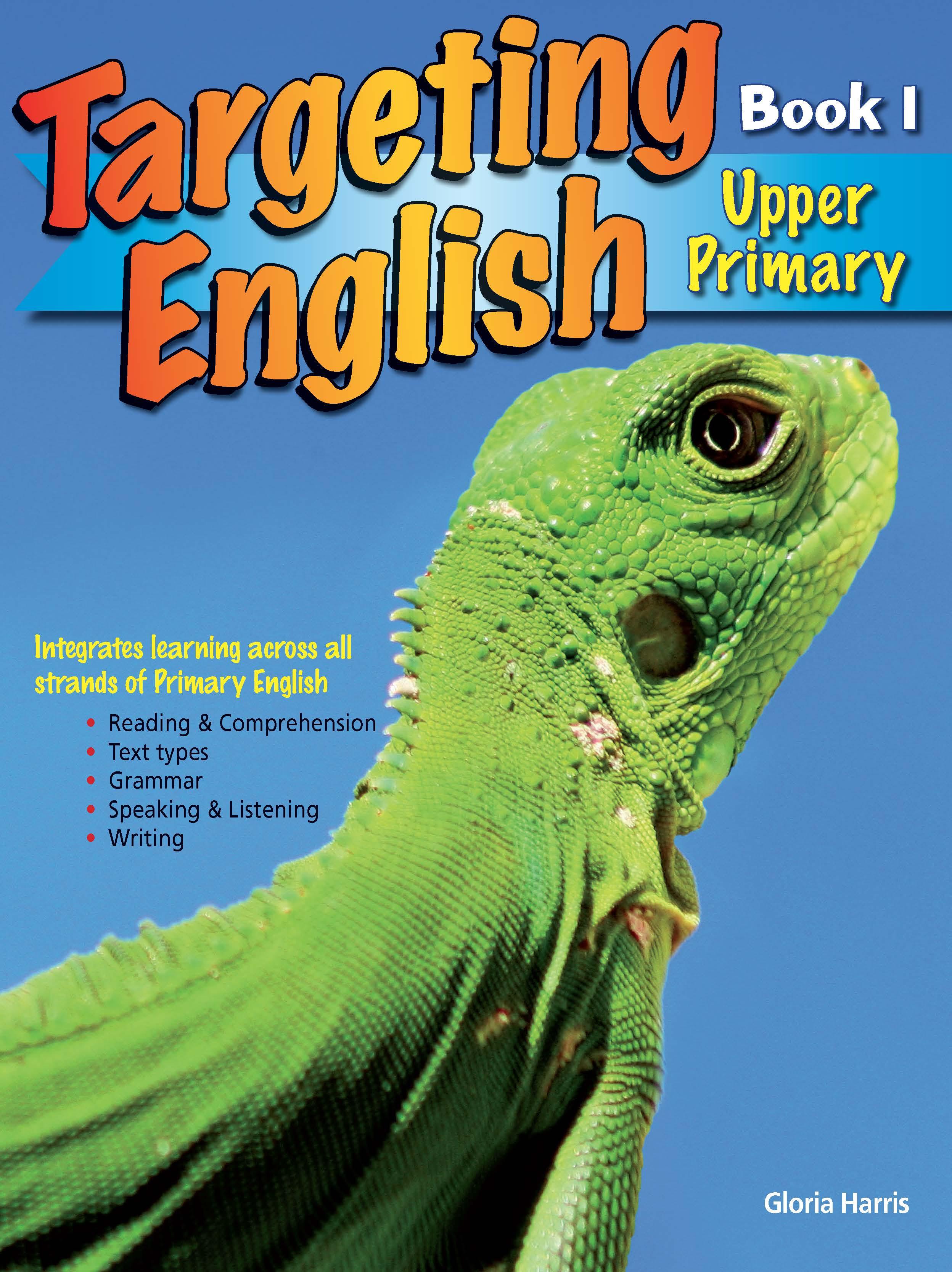 Targeting English Student Workbook Upper Primary Book 1