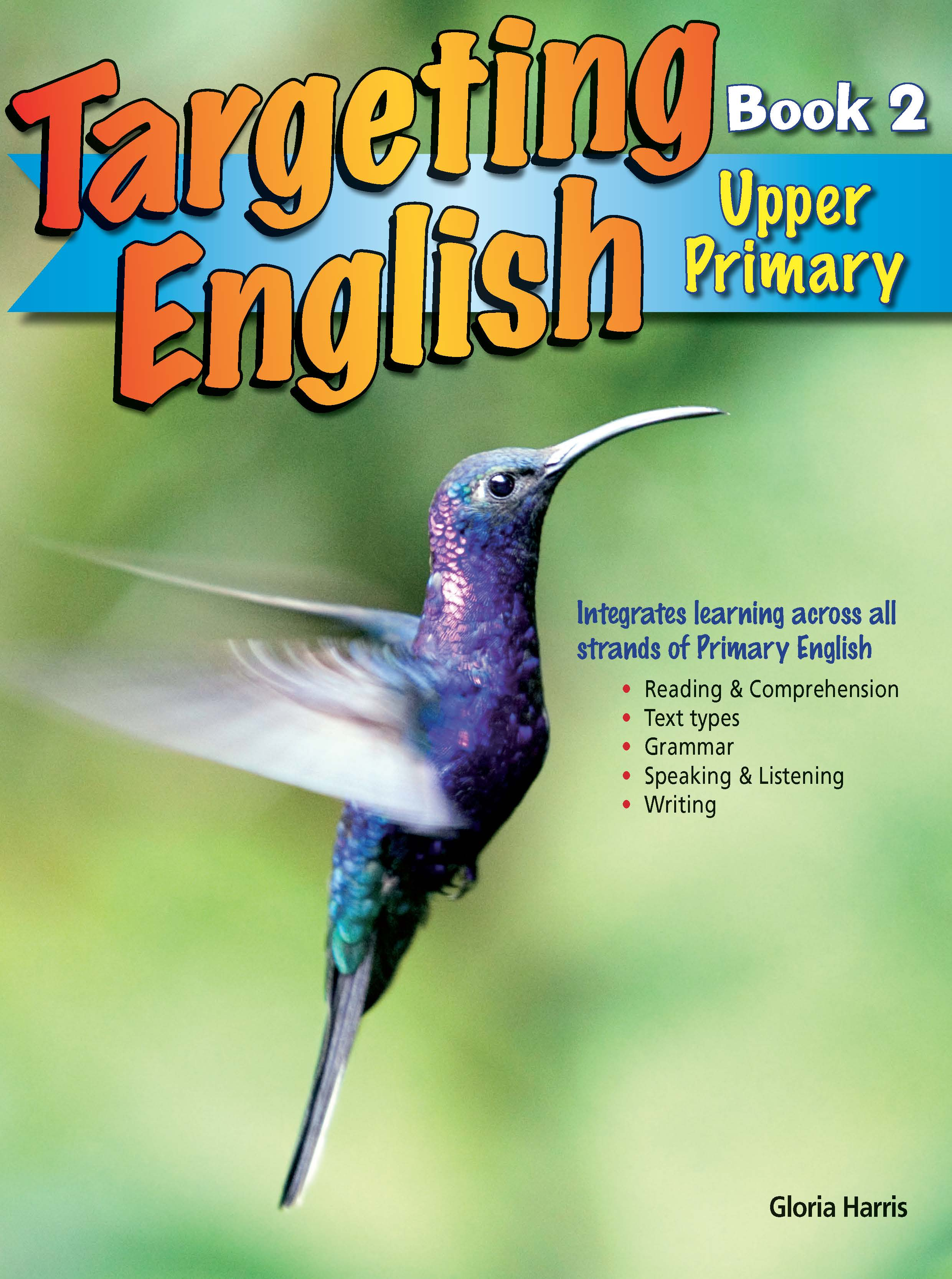 Targeting English Student Workbook Upper Primary Book 2