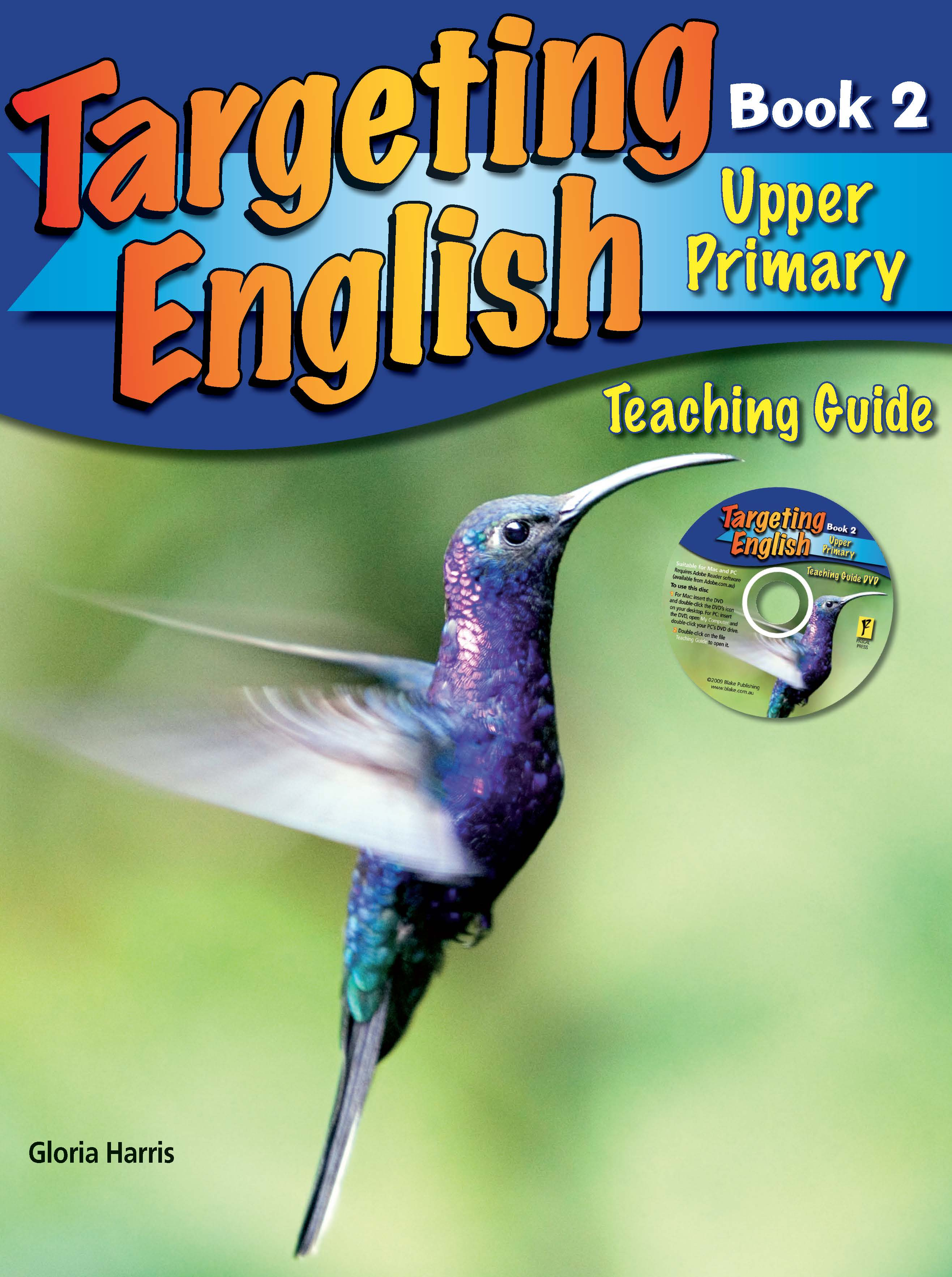 Targeting English Teaching Guide Upper Primary Book 2