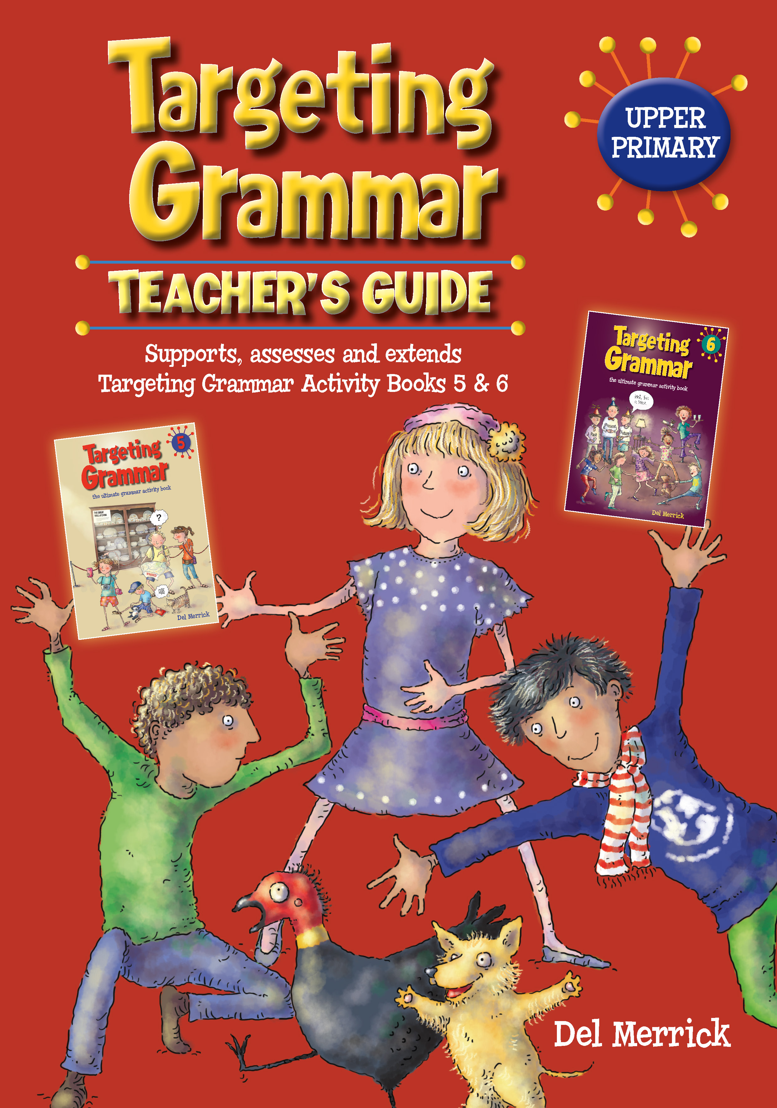 Targeting Grammar Teacher's Guide Upper Primary