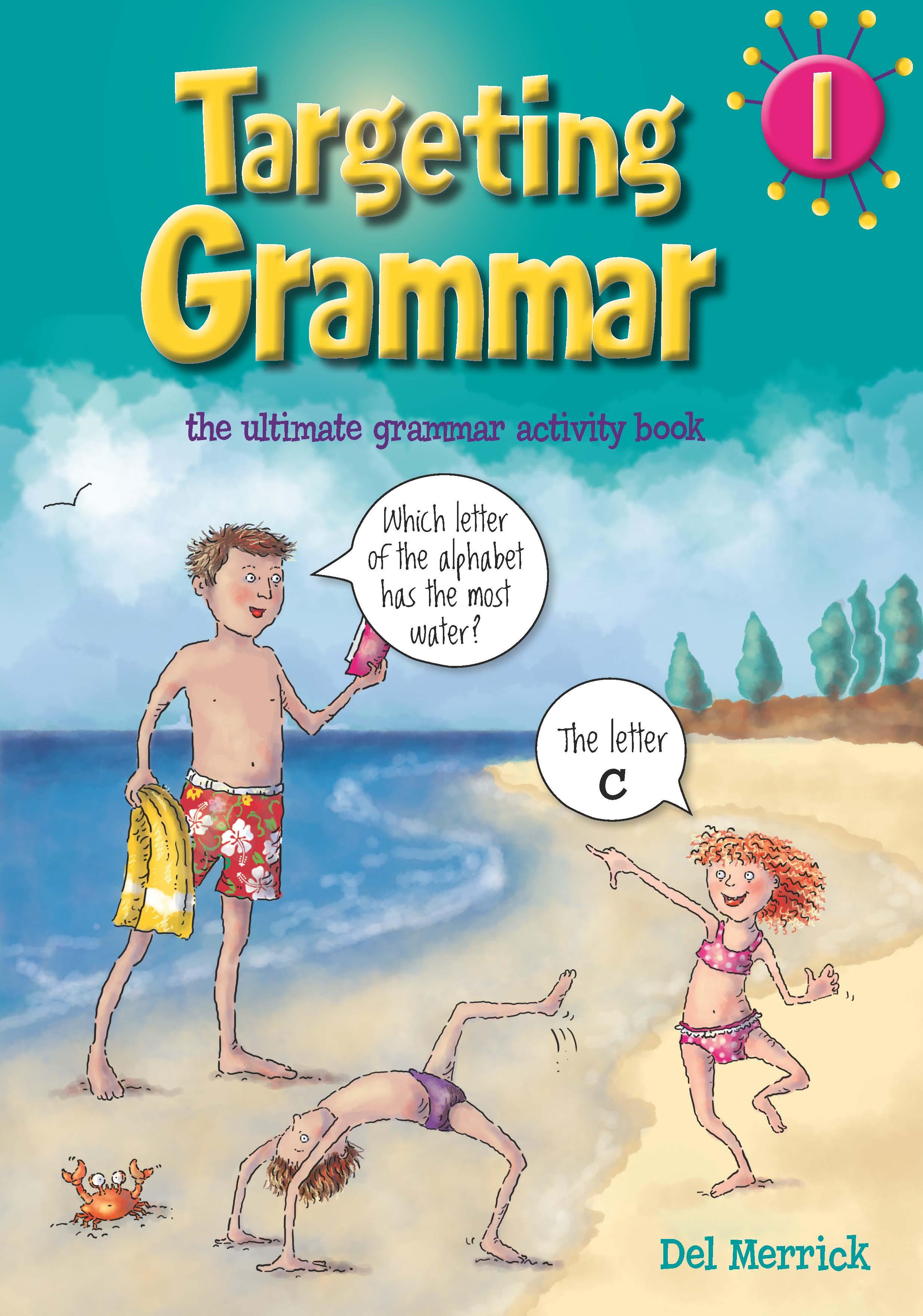 Targeting Grammar Activity Book Year 1