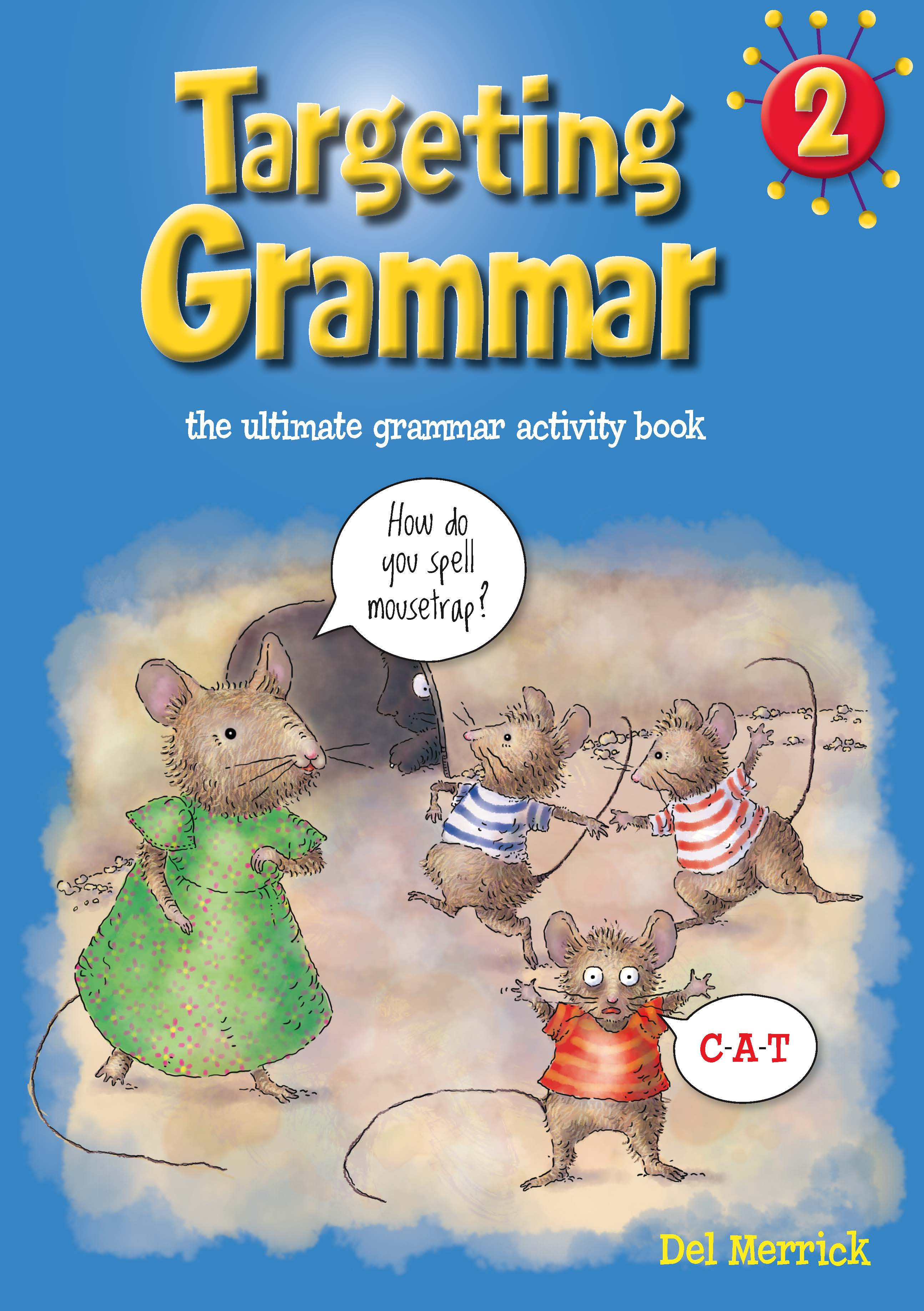 Targeting Grammar Activity Book Year 2