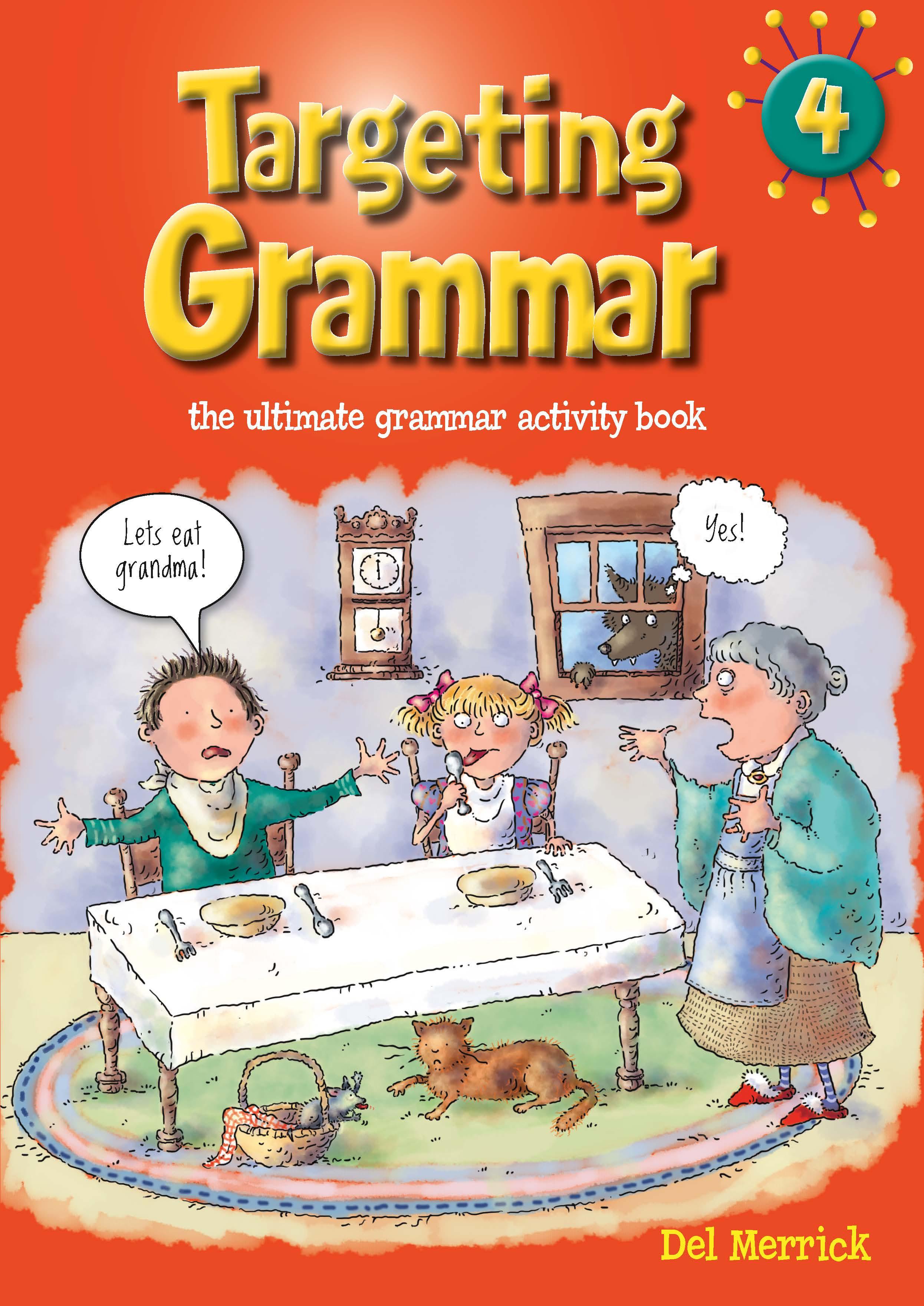 Targeting Grammar Activity Book Year 4
