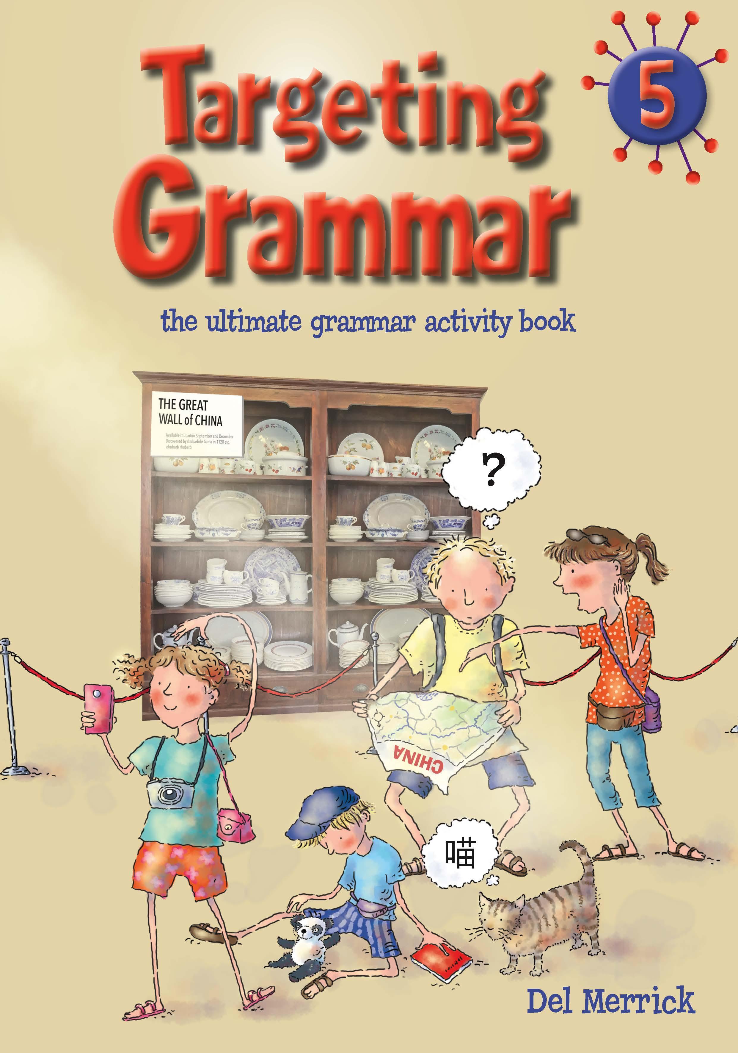Targeting Grammar Activity Book Year 5