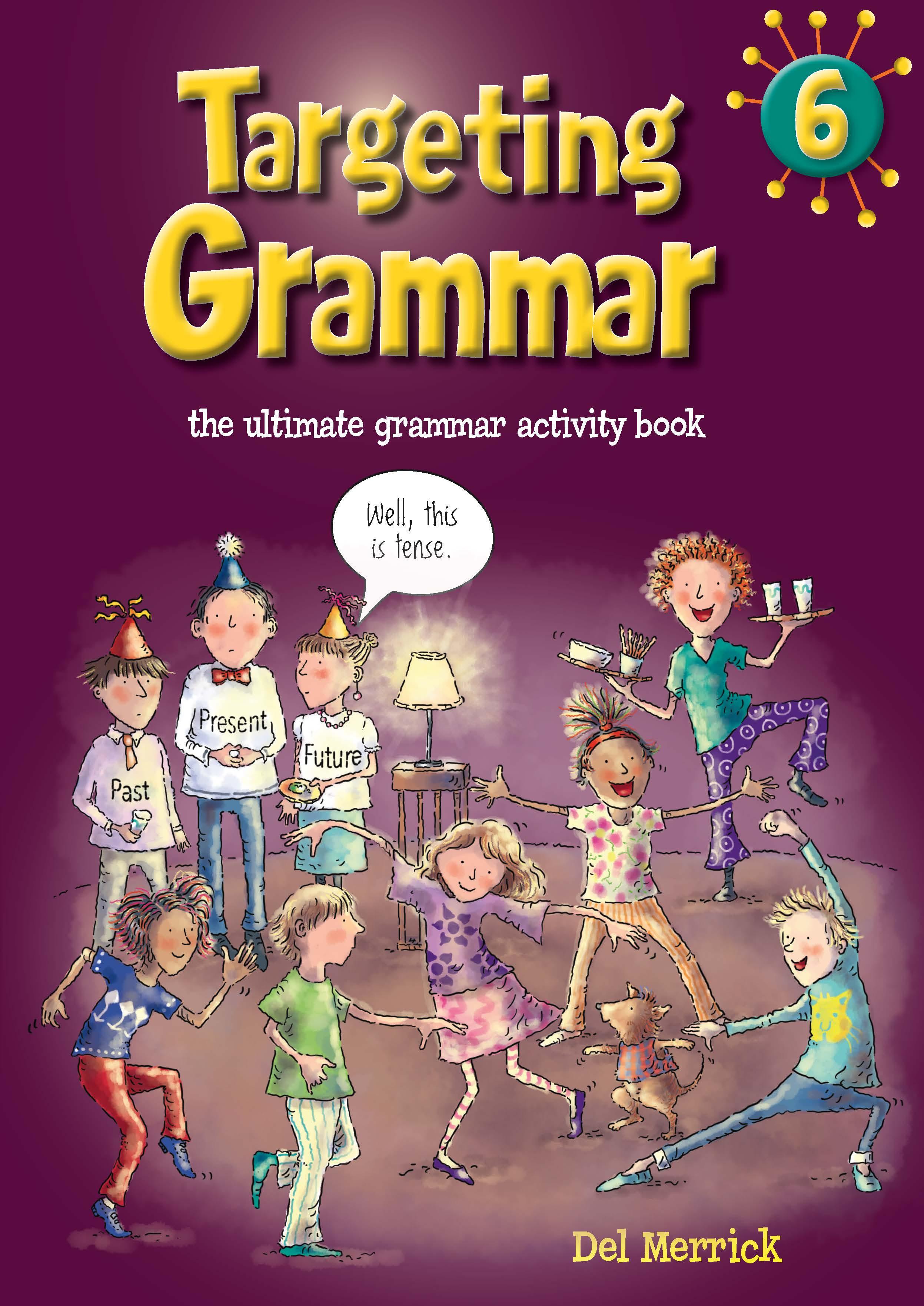 Targeting Grammar Activity Book Year 6