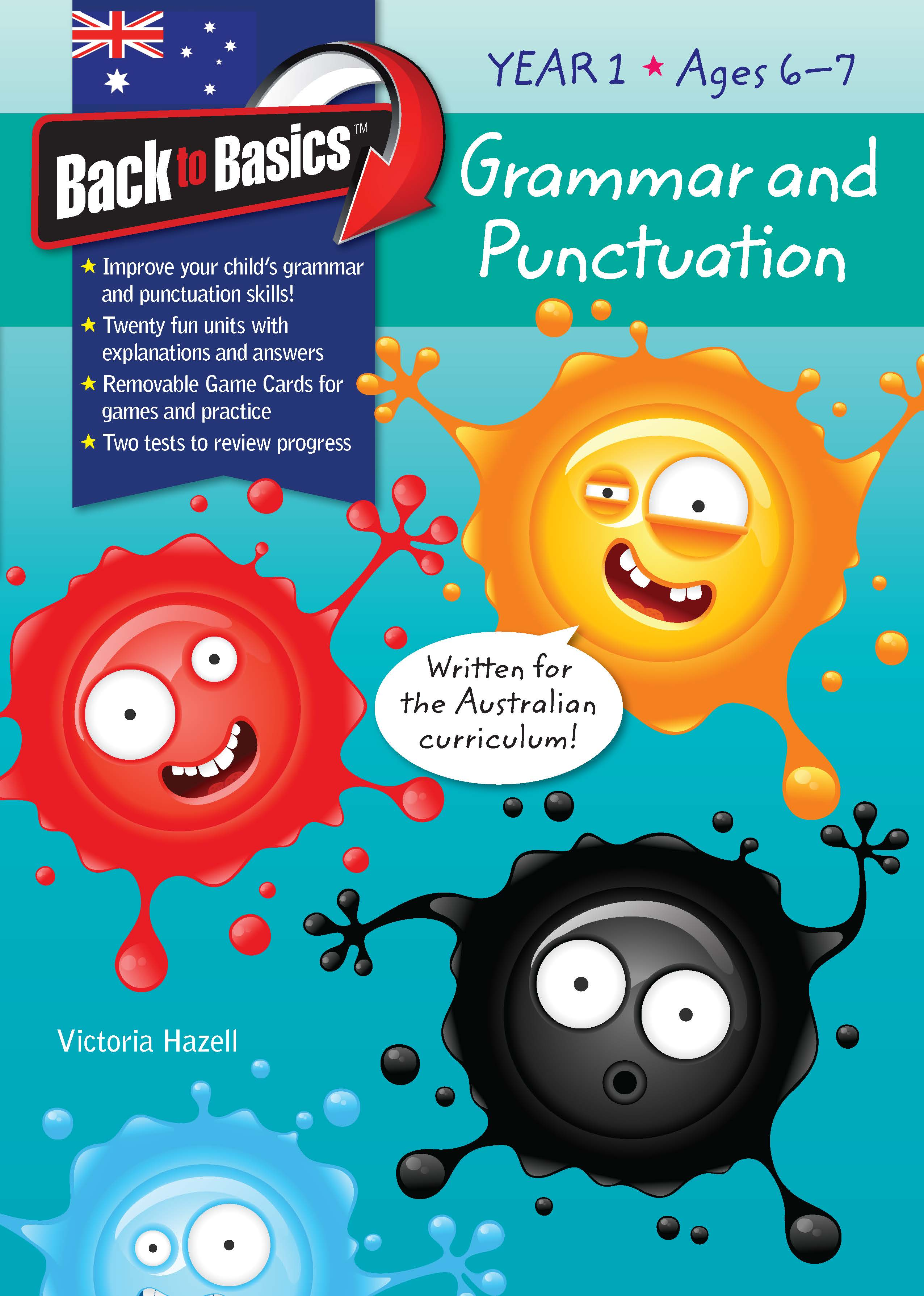 Back to Basics - Grammar & Punctuation Year 1