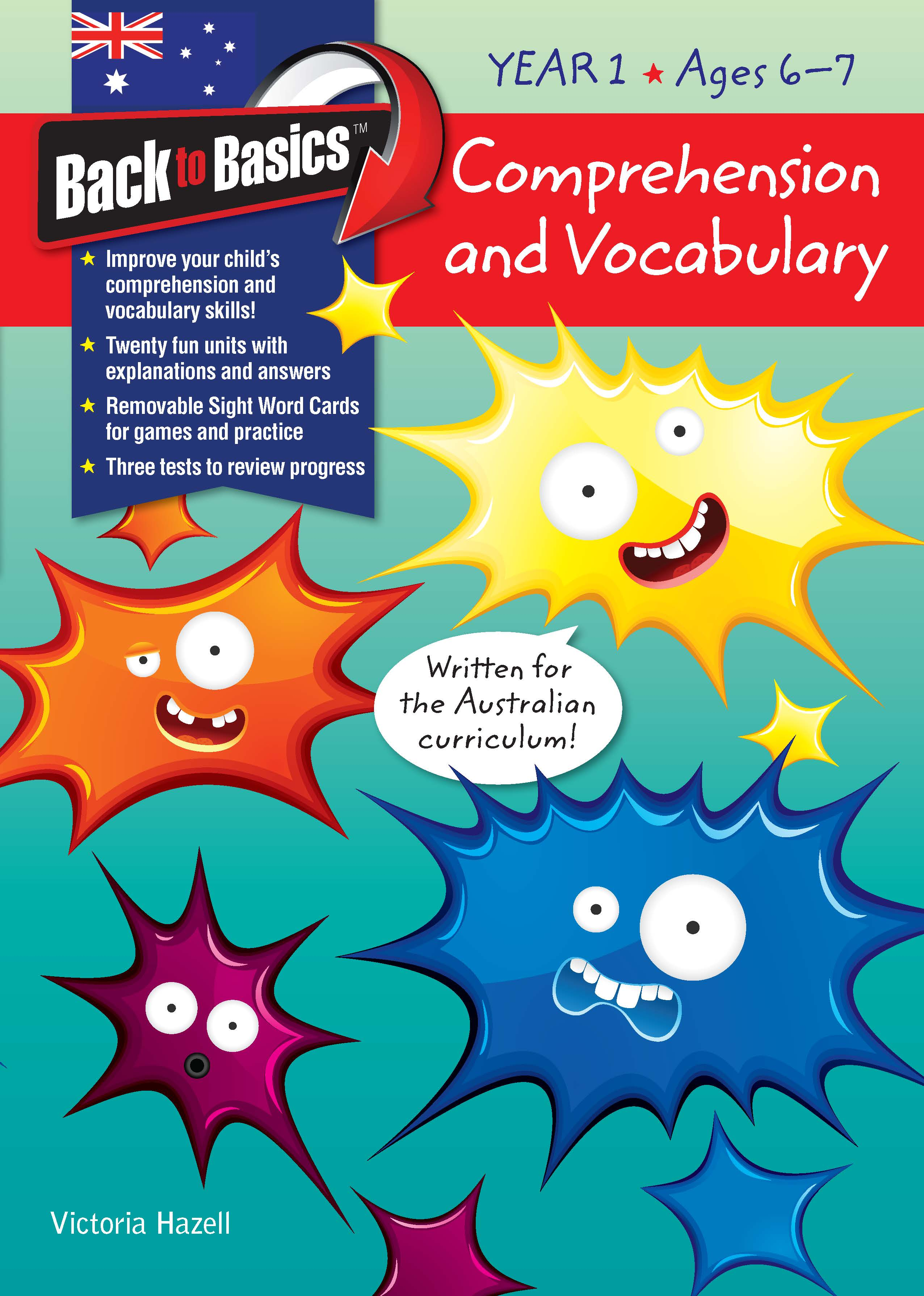 Back to Basics - Comprehension & Vocabulary Year 1