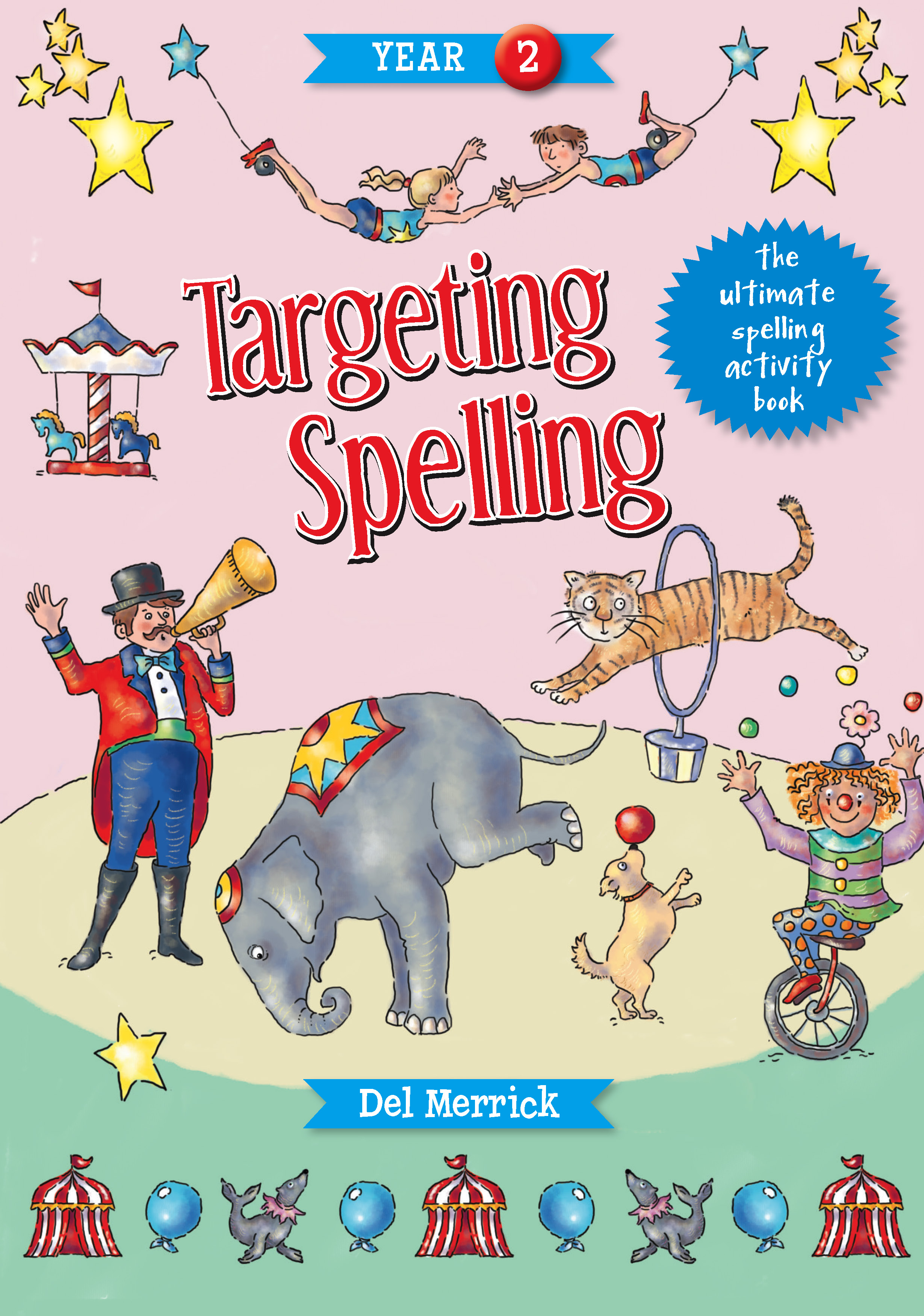 Targeting Spelling Activity Book Year 2