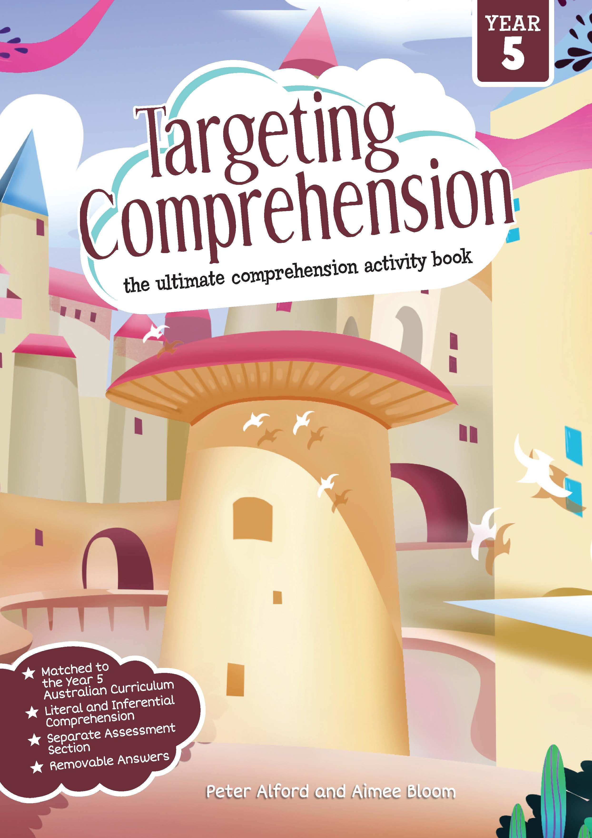 Targeting Comprehension Student Workbook Year 5