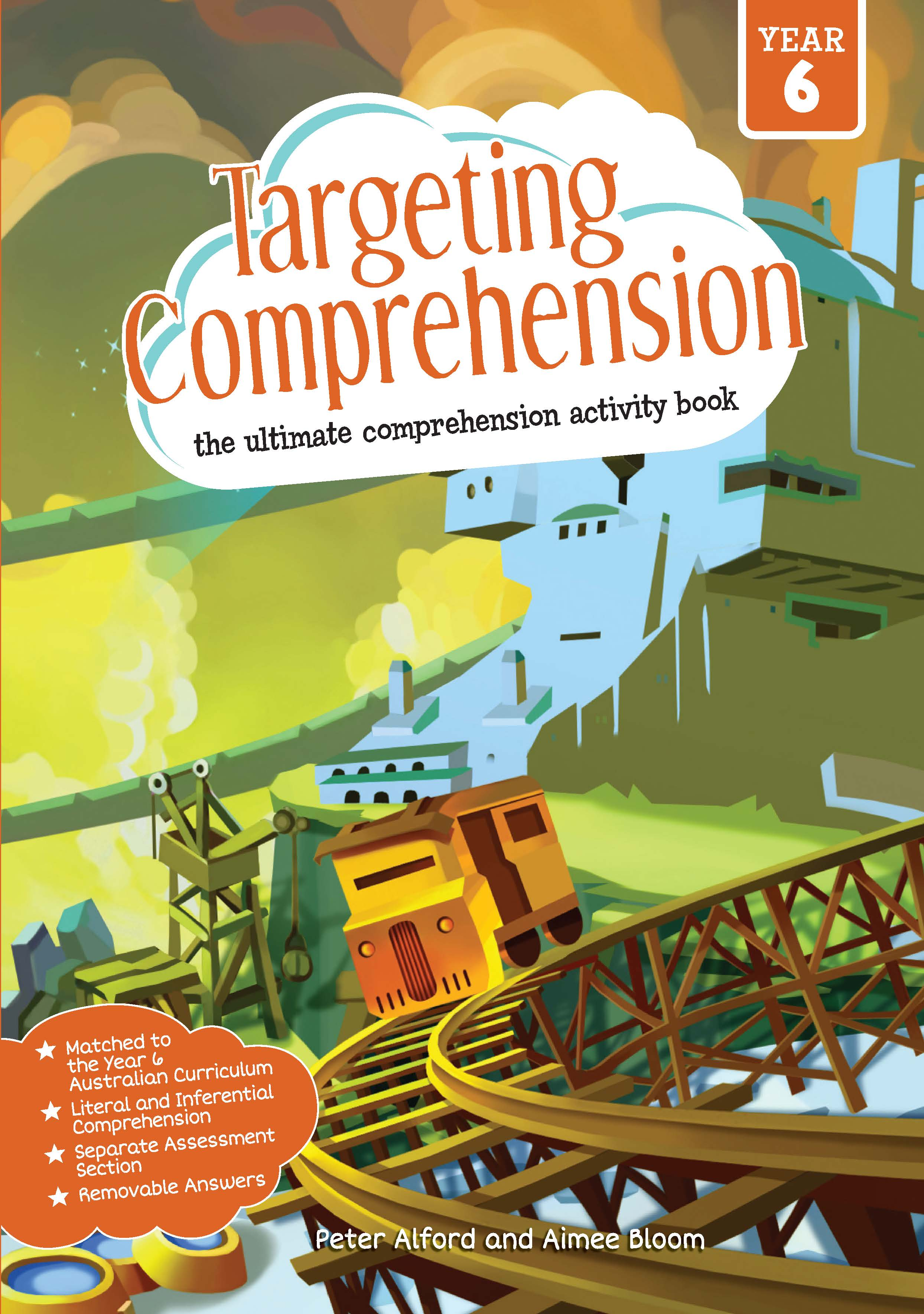 Targeting Comprehension Student Workbook Year 6